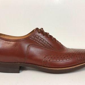 Florsheim Oxfords Wingtip Brown Size 11 C